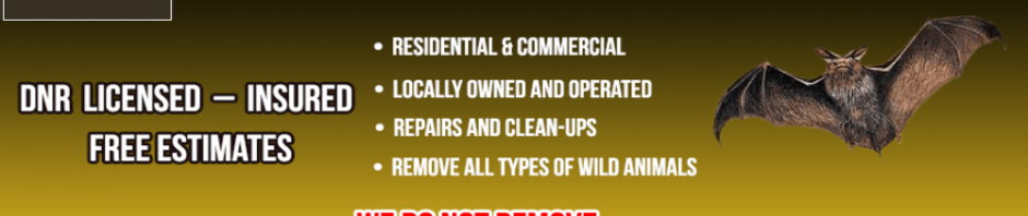 Wildlife Removal and Control Indianapolis Indiana